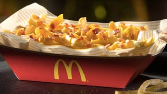 McDonald's Is Bringing Us The Miracle Of Loaded Bacon Fries