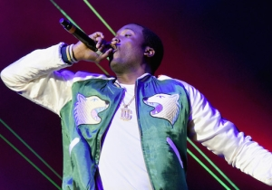 Meek Mill's Hot 97 Freestyle Over Rowdy Rebel's 'Computers' Sends Funkmaster Flex Into A Frenzy