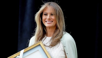 Melania Trump Will Reportedly Deliver An Anti-Bullying Speech At A U.N. Luncheon
