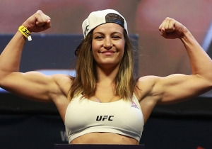 Miesha Tate Thinks It Would Be An 'Awesome Thing' To Fight Cris Cyborg