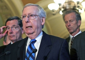 The Senate Rejects The GOP's Full Obamacare Repeal Plan After Multiple Republicans Defect