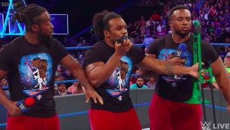 Booker T Was Unhappy The New Day Referenced His Most Infamous Blunder