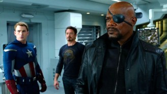 Samuel L. Jackson Can't Believe Nick Fury Isn't In 'Avengers: Infinity War' Or 'Black Panther'