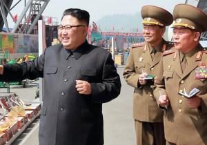 Kim Jong-Un Has Met With South Korean Delegates In A Possible Diplomatic Breakthrough