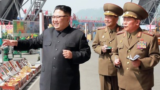 Kim Jong-Un Has Met With South Korean Delegates In A Possible Diplomatic Breakthrough