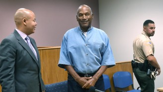 O.J. Simpson Has Been Granted Parole From His 2008 Robbery And Kidnapping Conviction