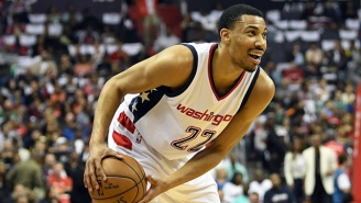 Otto Porter 'Desperately' Wants To Bring An NBA Title To Washington