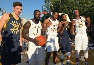 The Pacers New Uniforms Are So Nice Lance Stephenson Will Buy His Own