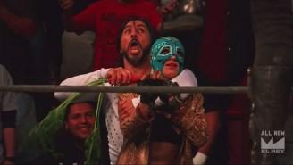 The Over/Under On Lucha Underground Season 3 Episode 24: Mad Men