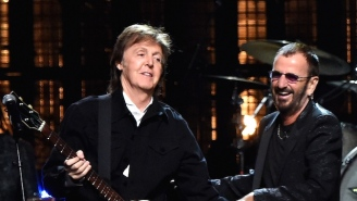 Paul McCartney And Ringo Starr Reunite For Their First Song Together In Seven Years