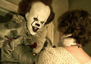 Tilda Swinton Was Considered To Play Pennywise The Clown In 'It'