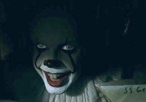The New 'It' Trailer Is A Creepy Clown Nightmare