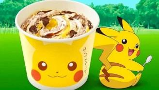 Would You Eat A Pokemon McFlurry That Looks Like Pikachu's Swirled Corpse?
