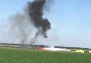 A Military Plane Has Crashed In Mississippi, Killing At Least A Dozen People
