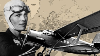 This New Photo May Prove Amelia Earhart Didn't Die In A Plane Crash