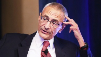 John Podesta Responds To Trump's Weird Attack From The G20 Summit: 'Dude, Get Your Head In The Game'