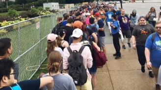 The 'Pokemon Go' Fest Was A Nightmare Full Of Long Lines And Server Outages Which Led To Refunds