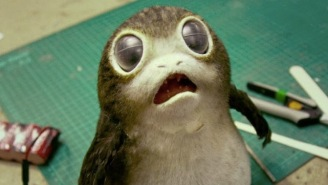 The Ridiculously Adorable Porgs In 'Star Wars: The Last Jedi' Sound Like Troublemakers