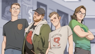 Toronto Punks Pup Made A Cameo In The Bizarre Dad Dating Sim Video Game 'Dream Daddy'