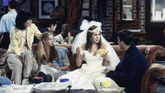 This New 'Friends' Fan Theory Questions If Central Perk Existed At All