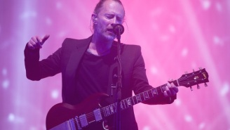 Radiohead Ended Their Controversial Israel Show With A Chilling Reminder