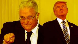 Randy Newman Wrote An Excoriating Song About Donald Trump's D*ck, But We May Never Hear It