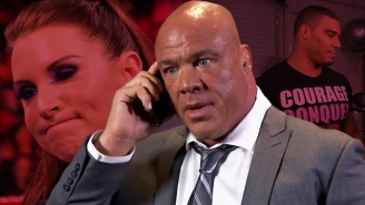 What Is Kurt Angle's Big Secret? Here Are Your Possible Answers