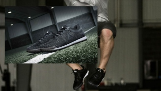 JJ Watt's New Reebok Shoe Is Ready To Help You 'Focus' On Training Your Best