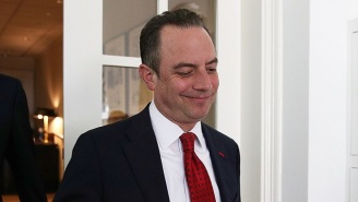 Reince Priebus Refuses To 'Get Into The Mud' Regarding The 'Awful Things' Anthony Scaramucci Said About Him