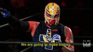 The Over/Under On Lucha Underground Season 3 Episode 28: Foot Clan