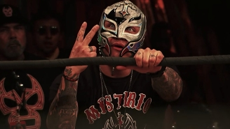 Rey Mysterio Is Reportedly Being Courted By Both WWE And GFW