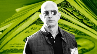 Amazon Founder/CEO Jeff Bezos Has Surpassed Bill Gates As The World's Richest Person