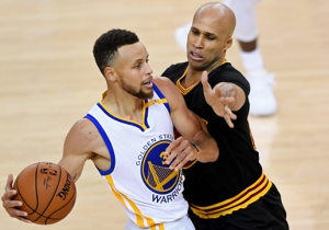 Richard Jefferson Talked Trash With Steph Curry And Andre Iguodala At Kent Bazemore's Wedding