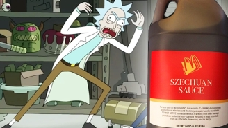 'Rick And Morty' Creator Justin Roiland Is Now Rolling In Szechuan Sauce Thanks To McDonald's, And More Could Be On The Way
