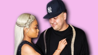 Rob Kardashian Sharing Blac Chyna's Nude Photos Online Is Beyond Problematic