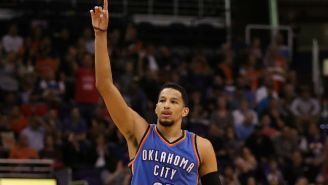 Andre Roberson Defended Himself On Twitter After He Was Accused Of Being A Bad Tipper