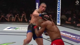 UFC 213 Results: Robert Whittaker Just Barely Beats Yoel Romero For The Interim UFC Middleweight Title