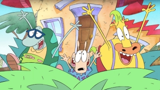'Rocko's Modern Life' Offers Up A Sneak Peek At The Classic Nicktoon's Big Return