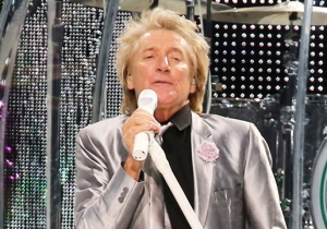 Rod Stewart Footed Travel Costs For Disabled Children To Protest Medicaid Cuts In D.C.