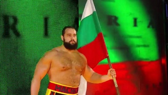 Rusev Says WWE Changed His Character Because Of The 2016 Presidential Election