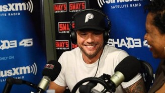 Ryan Phillippe Killed A Freestyle About Shia LaBeouf And Allen Iverson On 'Sway In The Morning'