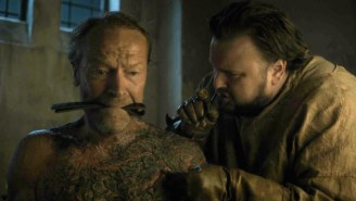 Samwell Is Trying To Cure Jorah's Greyscale On 'Game Of Thrones,' And Now You Can, Too!