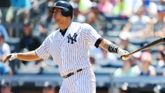 Gary Sanchez And Giancarlo Stanton's First Round In The Home Run Derby Was Magical
