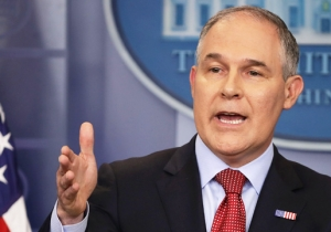 EPA Head Scott Pruitt: Hurricane Irma Is Not The Time To Talk About Climate Change