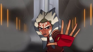 Ahsoka Tano Is Late For A Very Important Date In A New 'Star Wars' Short
