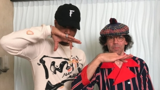 Watch Nardwuar Teach PartyNextDoor About Toronto's Jamaican Music Roots
