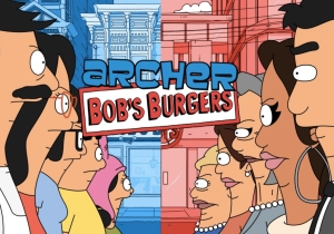 This Fan-Made 'Bob's Burgers' And 'Archer' Crossover Is Good Enough To Be A Real Episode
