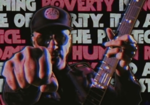 Prophets Of Rage Seethe Against America's Poverty Crisis In The Furious 'Living On The 110' Video