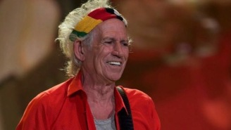 Keith Richards Says The Rolling Stones Are Gearing Up To Record Their Next Album