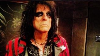 Alice Cooper Found A Classic Warhol Silkscreen Potentially Worth Millions In An Old Storage Locker